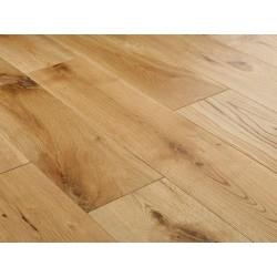 PURE - dubová masivní podlaha olejovaná