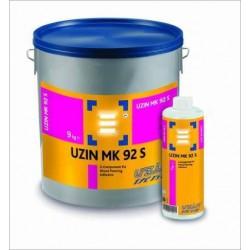 UZIN MK 92 S - 2-K polyuretanové (PUR) parketové lepidlo