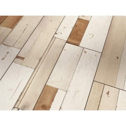 BRUSHBOARD WHITE - Parador Trendtime 6 - laminátová plovoucí podlaha