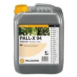 Pall-X 94 - vrchní lak na podlahy polomatný