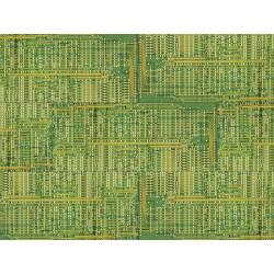 Ross Lovegrove CIRCUIT BOARD - Edition 1 - laminátová plovoucí podlaha