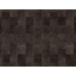 Dark Endgrain Woodblock 5843 - EXPONA DOMESTIC - vinylová podlaha