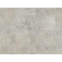 Ivory Stencil Concrete 5868 4V - EXPONA DOMESTIC - vinylová podlaha