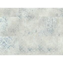 Blue Stencil Concrete 5869 4V - EXPONA DOMESTIC - vinylová podlaha