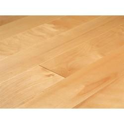 BŘÍZA KANADSKÁ dřevěná masivní podlaha