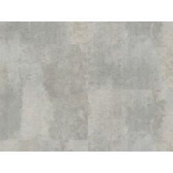 CEMENT BÍLÝ - STONE PLUS HDF - vinylová podlaha CLICK