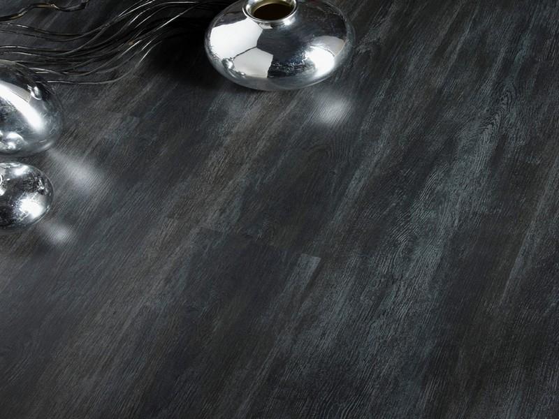 Alsafloor D CLICK AQUASTAR - dekor Dub černý