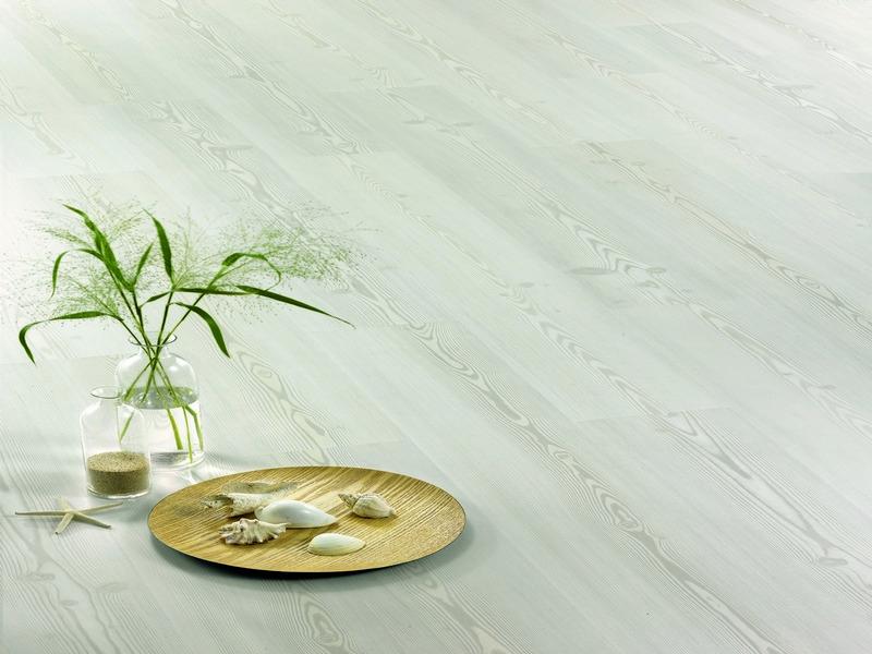 Alsafloor SOLID - dekor Arizona White