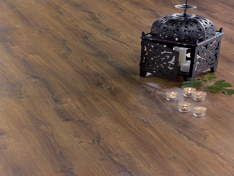 Alsafloor VISUAL - dekor Malt Oak