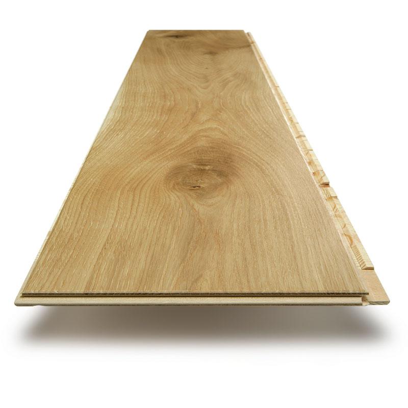 dub prkno - třívrtsvá podlaha dřevěná