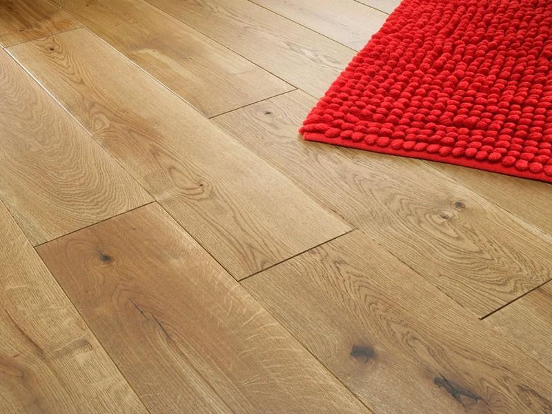dubova podlaha masivní - PURE olej