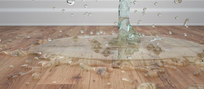 Montáž laminátové podlahy do vlhkých prostor