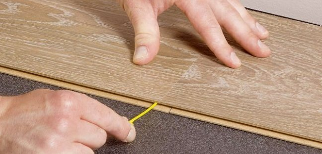 Montáž podlahy se spojem Zip'n'go
