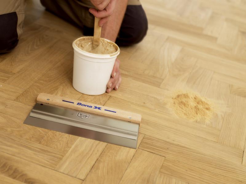 Tmelení podlahy