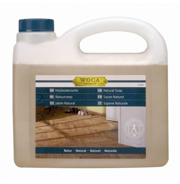 WOCA - mýdlo na dřevěné podlahy přírodní